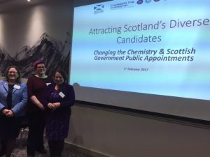 Picture from Diversity on Boards event