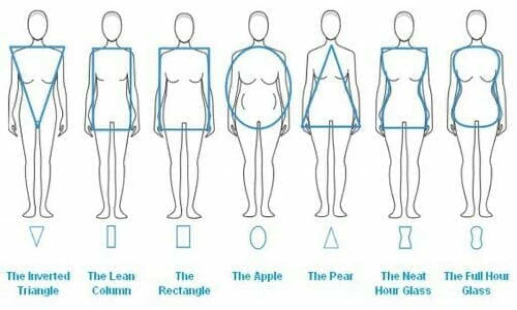 أشكال الجسم::برامج تخسيس الجسم كله
