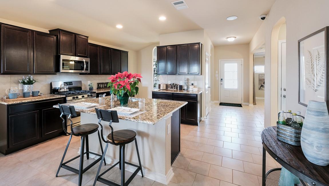 New Homes In Whisper Falls San Antonio Texas D R Horton