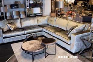 Meubelzaak Amsterdam Design Luxury kwaliteit banken op