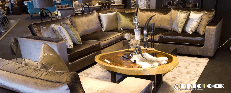 Eric Kuster stijl banken op maat  Driehoek meubelen