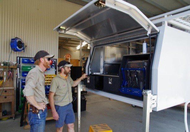 TRAY BACK UTE SYSTEMS  Drifta Camping  4WD