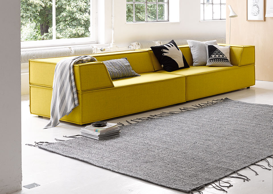 cor trio sofa kaufen. Black Bedroom Furniture Sets. Home Design Ideas