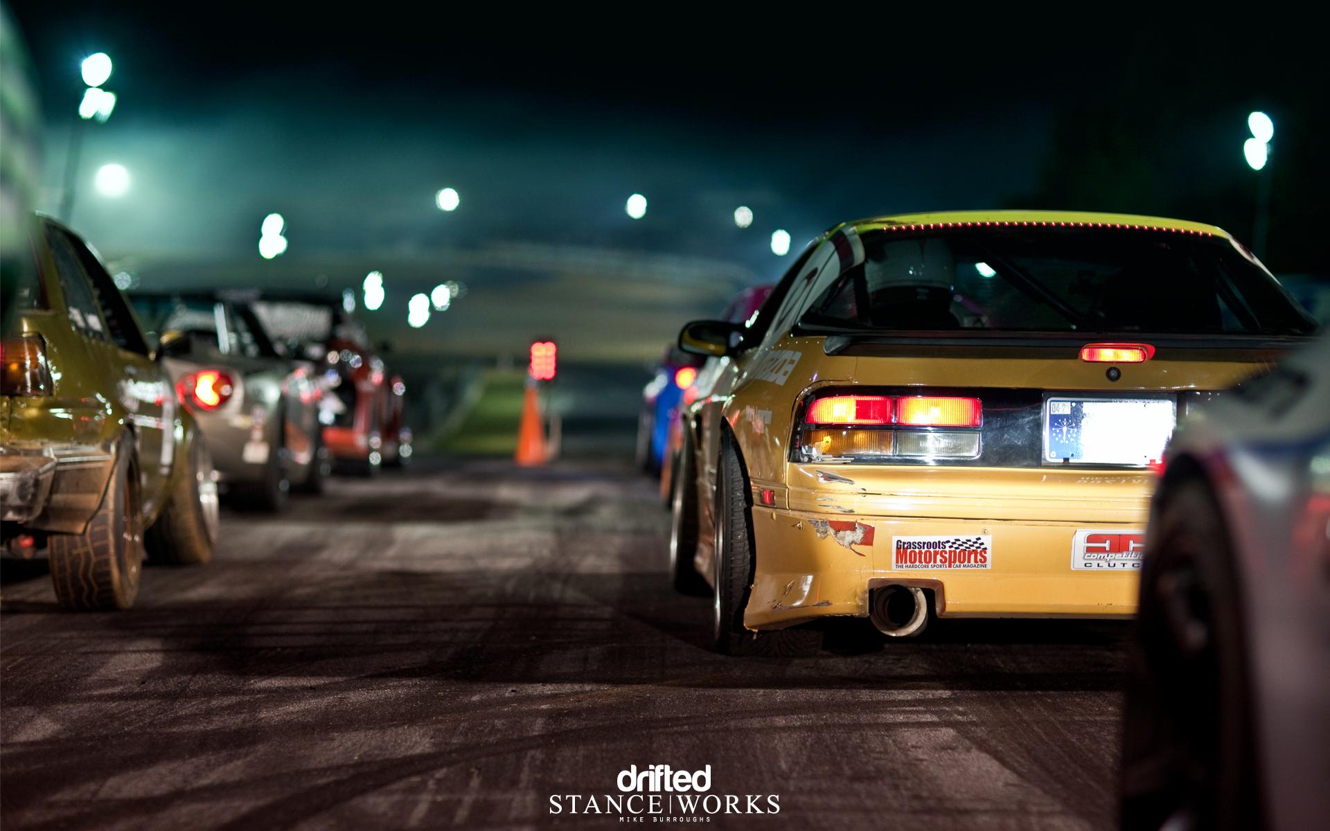 Best Car Drifting Wallpapers Desktops Stanceworks X Drifted At Formula Drift Atlanta