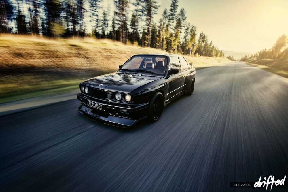 medium resolution of bmw e30 m3 feature stian s e30 m3 blackbird drifted