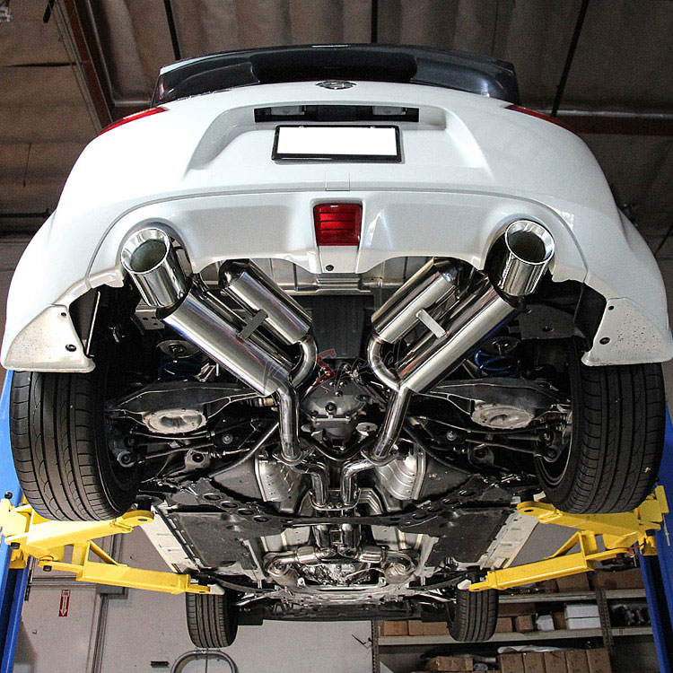 ultimate 370z exhaust guide drifted com