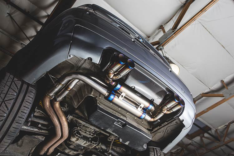 ultimate bmw e46 m3 exhaust guide