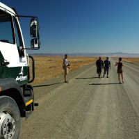 24 Day Cape Town to Johannesburg via Victoria Falls Camping
