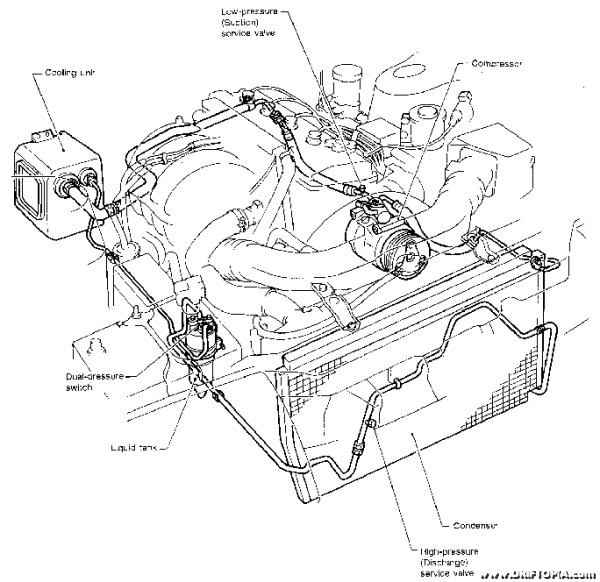 300zx spark plug wiring diagram
