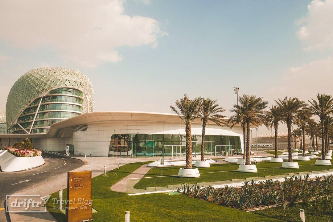 Yas Marina Circuit Hotel