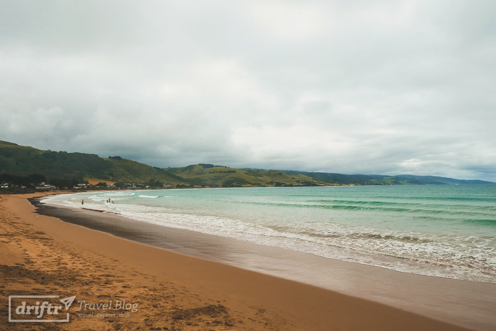 Strand von Apollo Bay