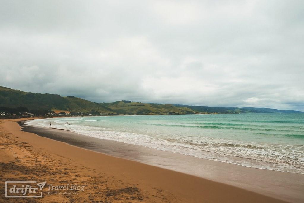 Strand von Apollo Bay