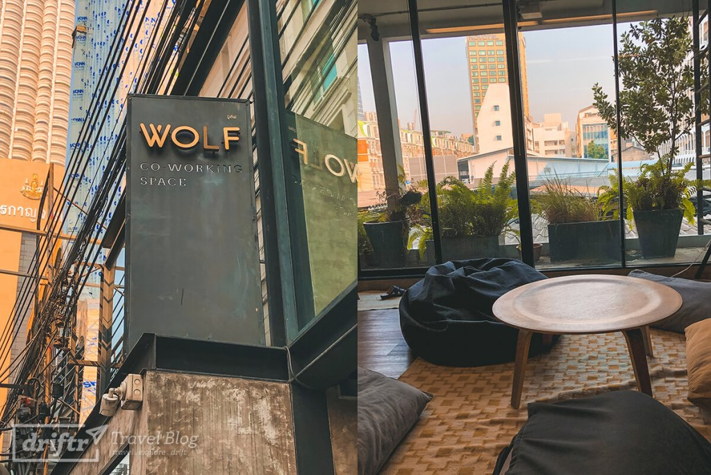 WOLF Co Working Space Bangkok