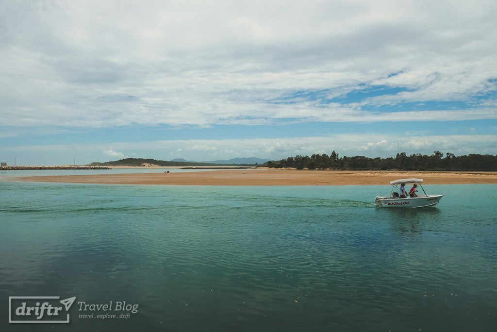Inner Harbour Nambucca Heads