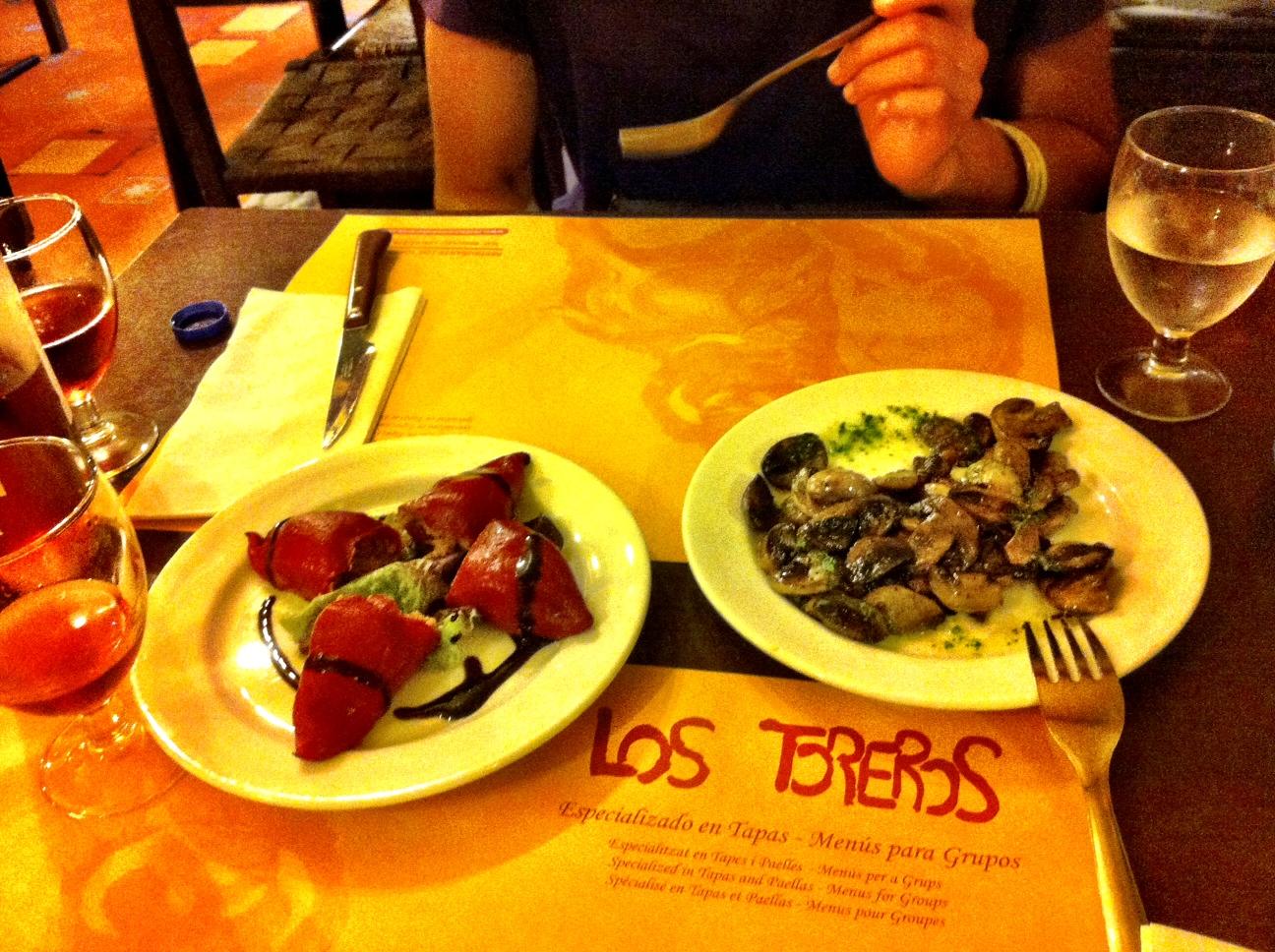 los-toreros-barcelona-tapas-restaurant-review