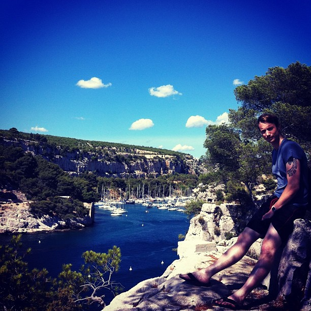 The coves of Cassis - AKA Cassis Calanques