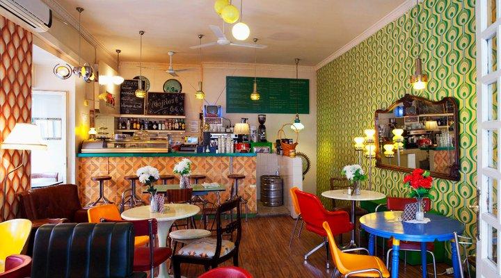 Lolina Vintage Cafe Malasana Madrid