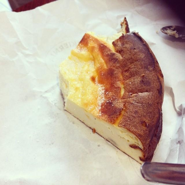 Poland's Famous Cheese Cake (Sernik Babci)