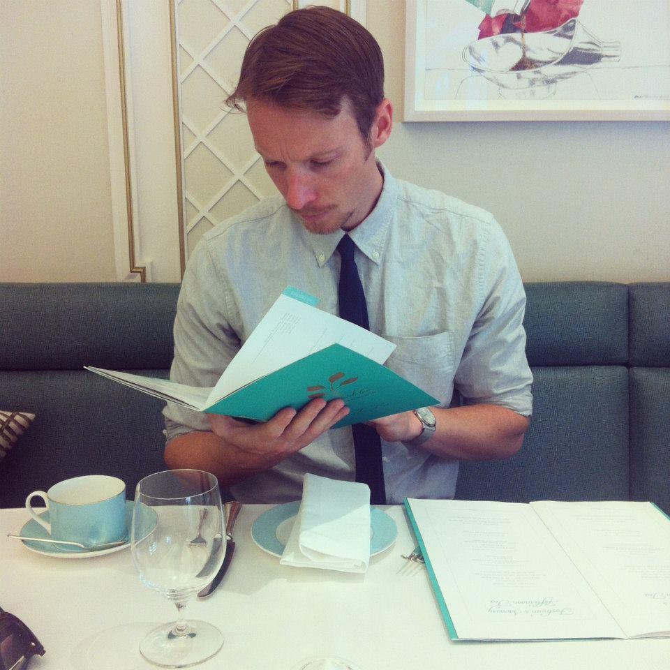 Ben Holbrook Travel Writer and Blogger