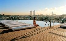 Best Barcelona Rooftop Pool Hotel