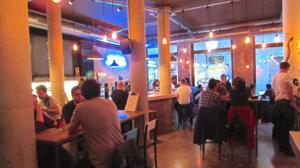 Brewdog Craft Beer Bar in Eixample Barcelona