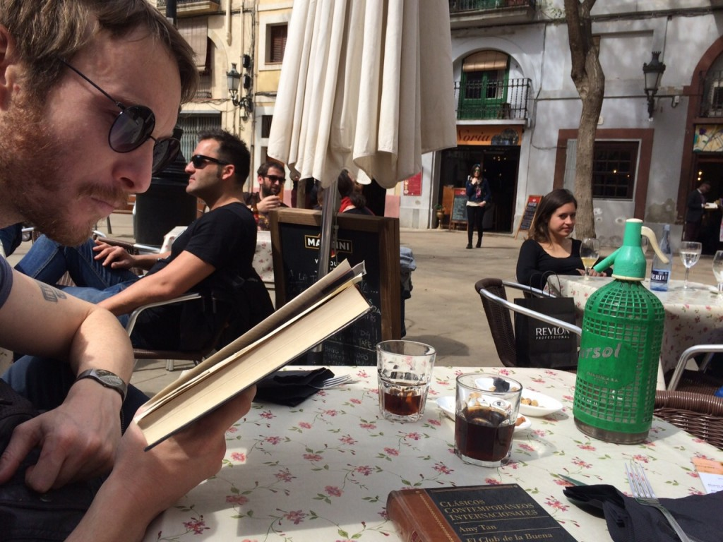 Ben Holbrook's guide to vermouth sipping in Barcelona