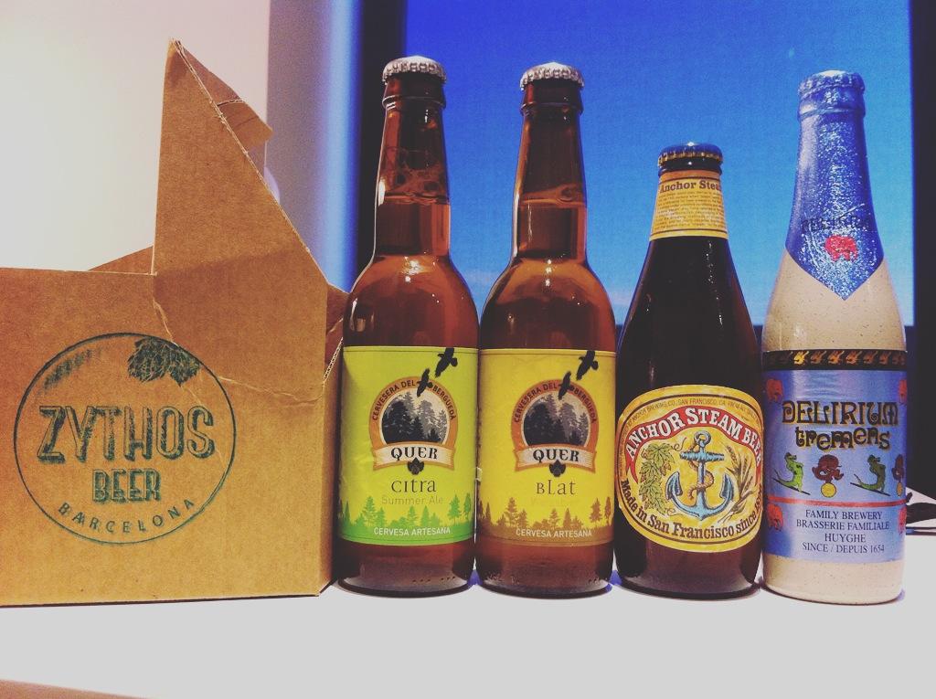 Zythos Beer Barcelona