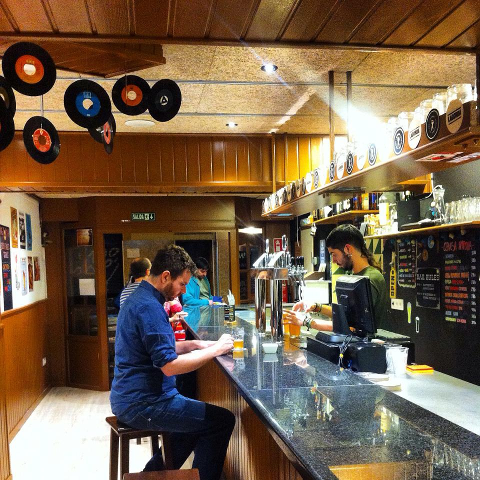 La Gorda Beer factory in Sants Barrio Barcelona