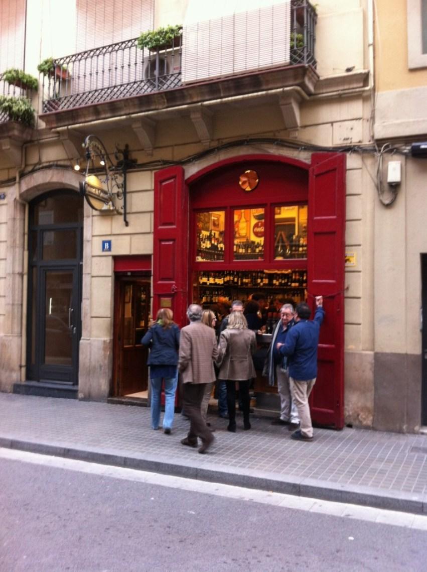 quimet i quimet Poble Sec barcelona spain