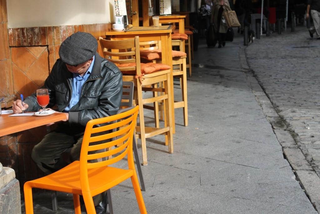 Local bars Seville Spain