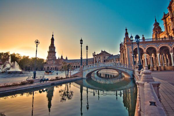 Eat Breakfast Lunch And Dinner In Seville