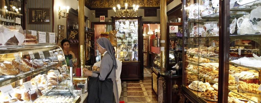 el-riojano-bakery Madrid