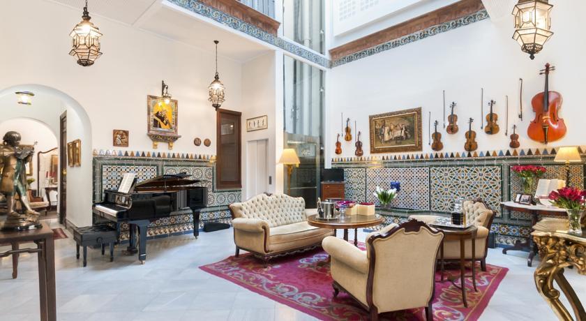 Amadeus & La Música Seville 3 star Hotel