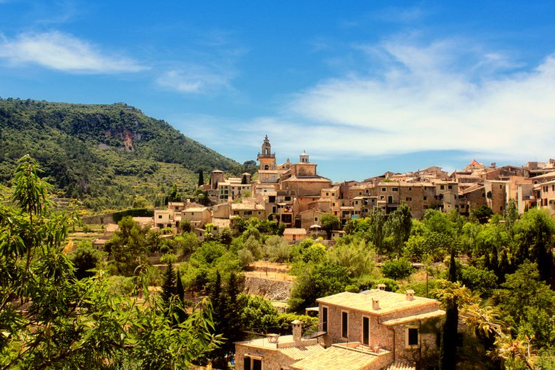 Valldemossa Mallorca Spain