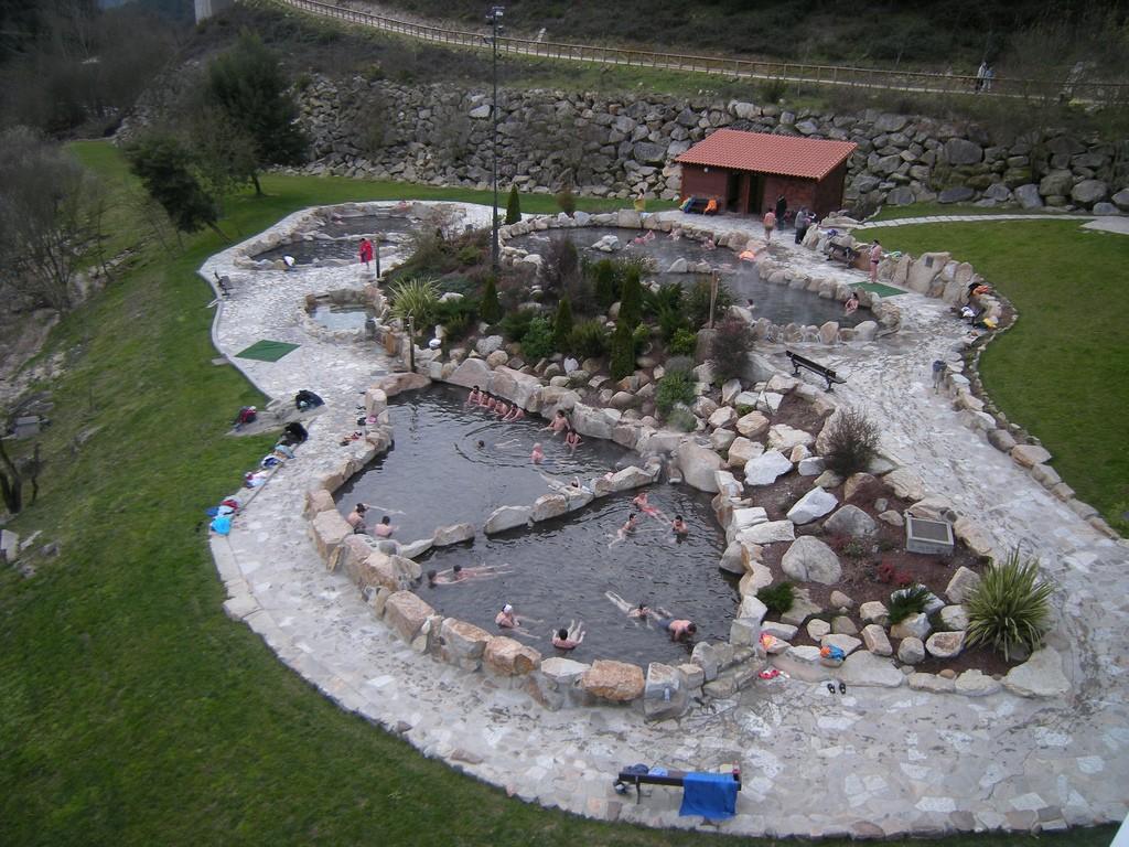 Ourense's Revitalising Hot Springs