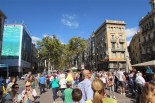 Las Ramblas, Barcelona's most famous street