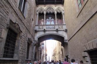Pont Gòtic ~ (Carrer del Bisbe, 1, 08002 Barcelona)Carrer del Bisbe, 1, 08002 Barcelona)