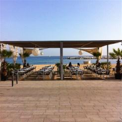 Best chiringuito at Barceloneta beach, Barcelona