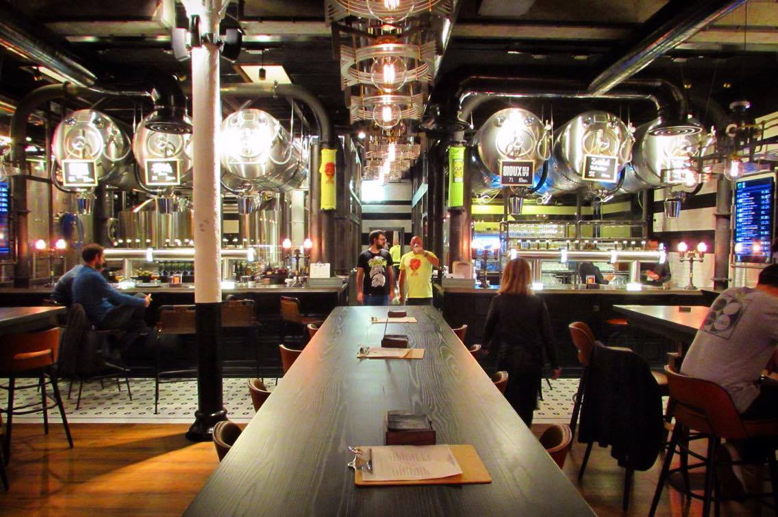 NaparBCN Craft Beer Bar and Fine Dining Restaurant