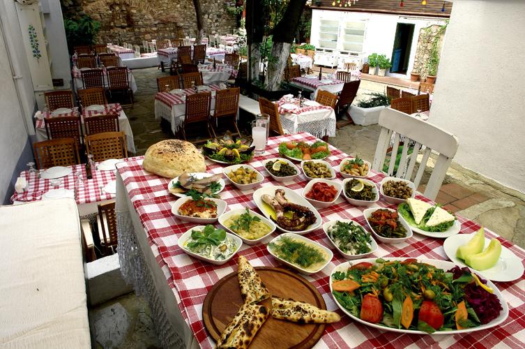 giritli restaurant Istanbul