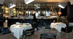 Roca Moo Michelin Starred Hotel Restaurant in Barcelona