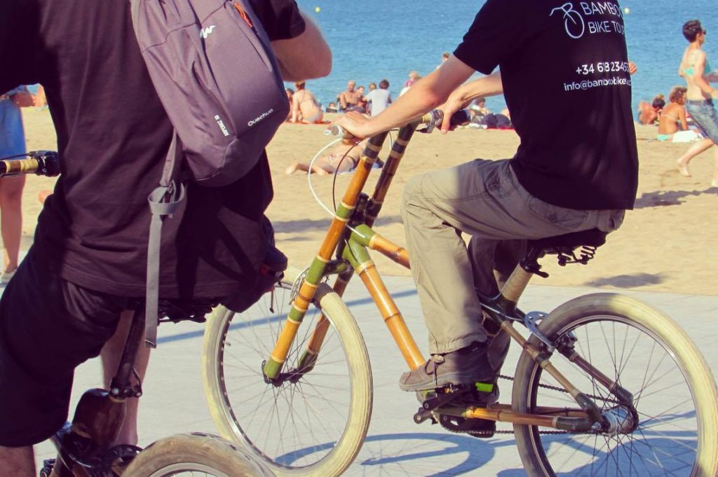 Bamboo Bike Tours Barcelona