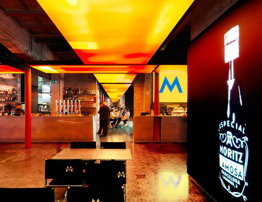 Fabrica Moritz Barcelona Sant Antoni