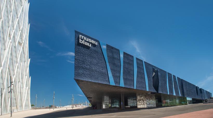 Museu Blau Barcelona Poblenou