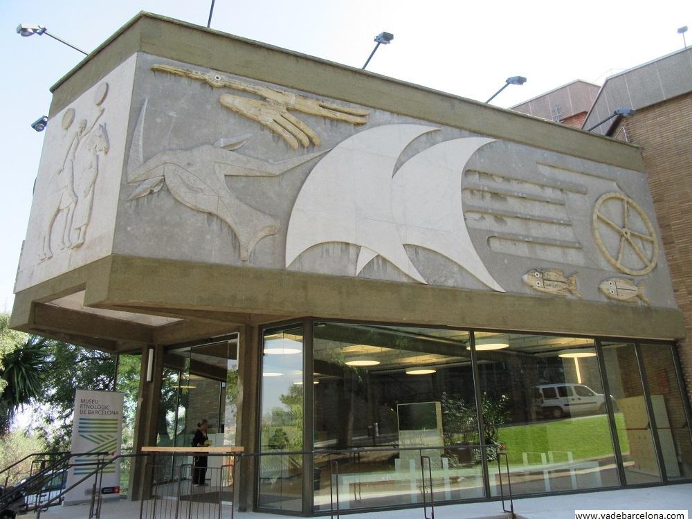 Museu Etnològic Barcelona