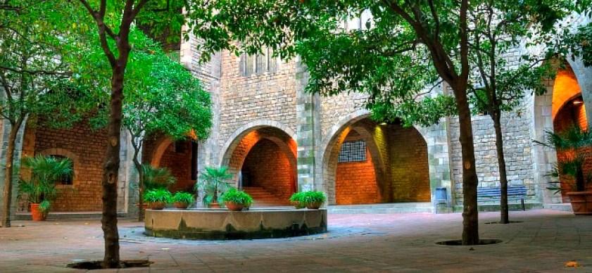 Museu Frederic Marès Barcelona