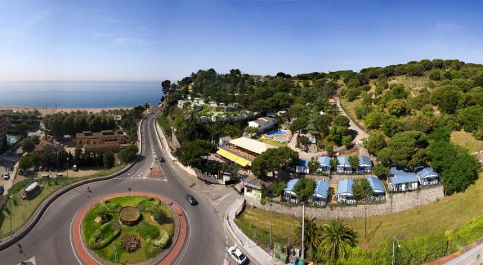 Camping El Far - bungalows - Calella, Costa Brava