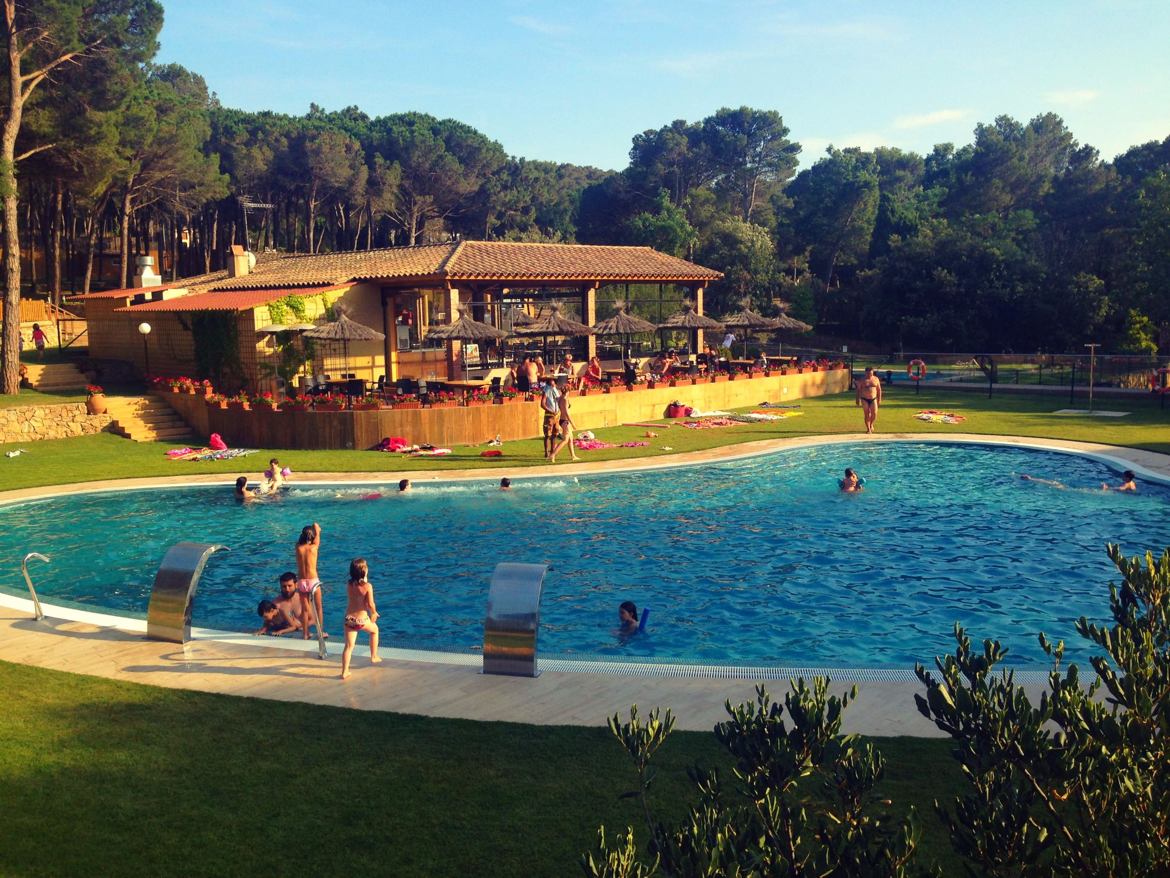 Camping Begur ~ One of the best campsites on the Costa Brava.