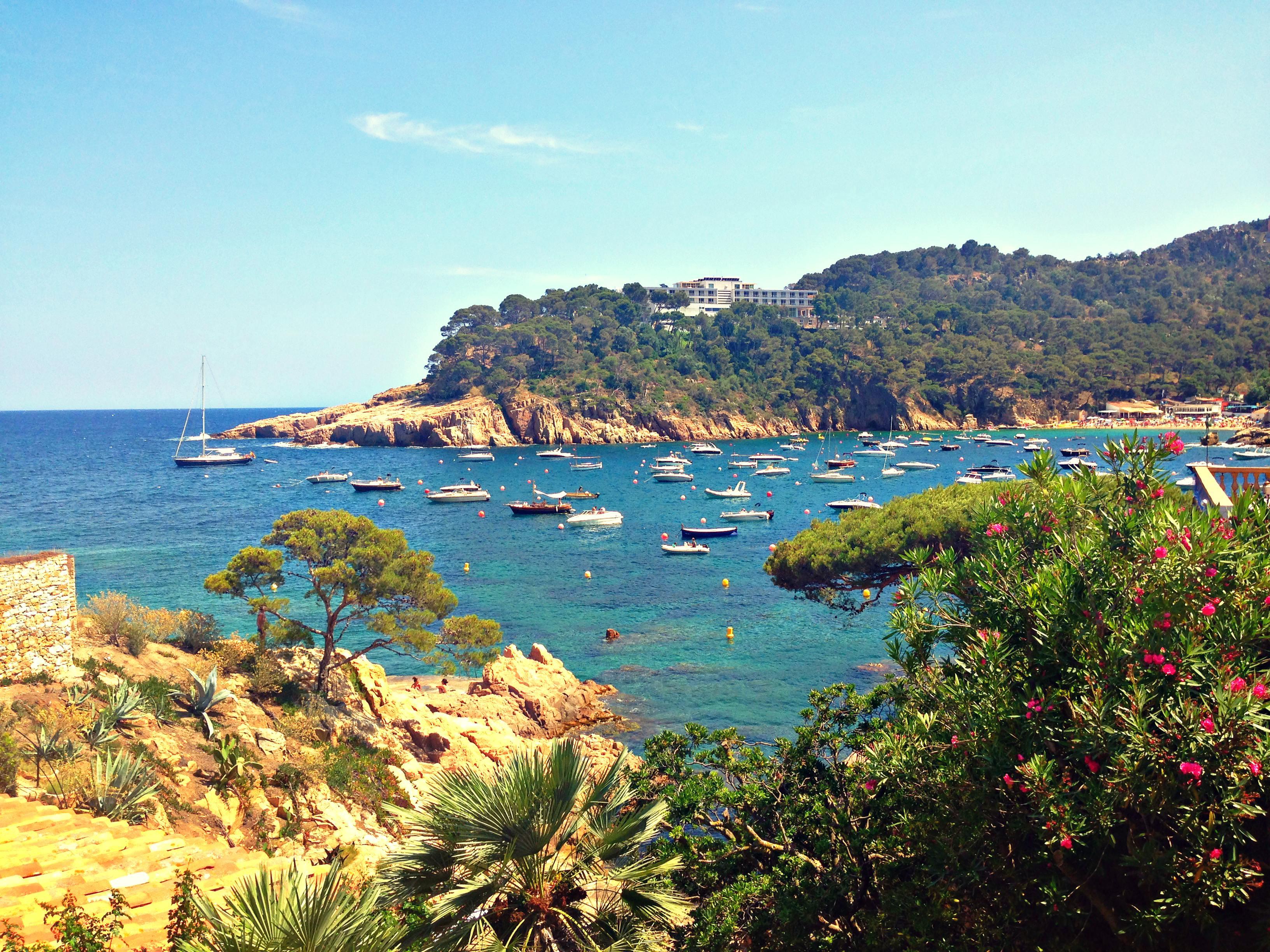 Fornells Cala Costa Brava (Beach Cove)