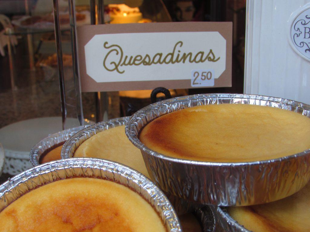 Asturian cheese cakes